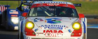 Le Mans Imsa Performance Matmut takes GT2 win