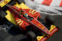 CHAMPCAR/CART: Bourdais secures front row in Mexico