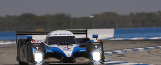 ALMS Diesel showdown at Sebring