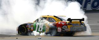 NASCAR Cup Kyle Busch wins wild Talladega race
