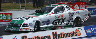 NHRA Ashley Force makes Funny Car history in Atlanta