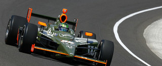 IndyCar Bell edges Rahal on day three of qualifying