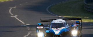 Le Mans Peugeot sweeps Wednesday qualifying