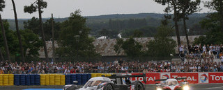 Le Mans Peugeot still on top, RS Spyders swap spots