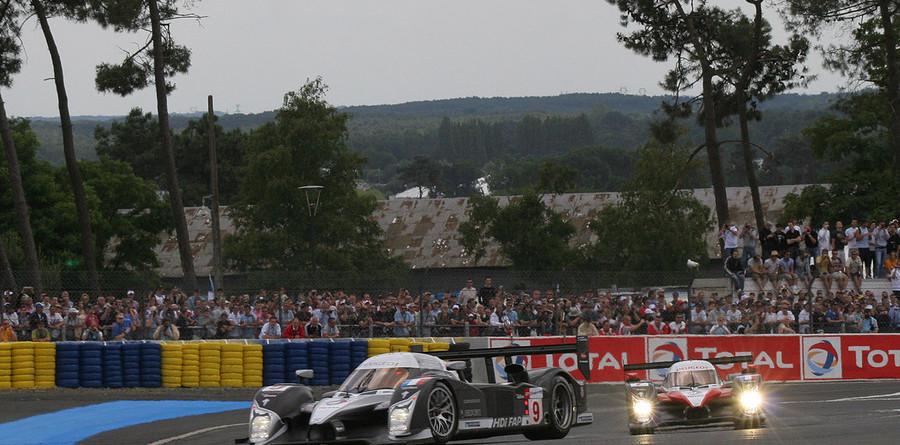 Peugeot still on top, RS Spyders swap spots