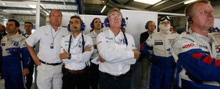European Le Mans Peugeot sweeps front row in qualifying at Silverstone