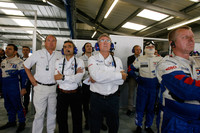 Peugeot sweeps front row in qualifying at Silverstone
