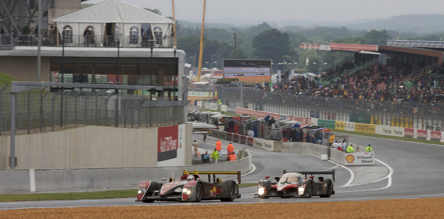 ACO prepares for 2009 Le Mans with first invites