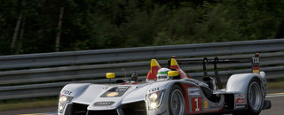 Le Mans Wet practice in Le Mans dampens lap speeds