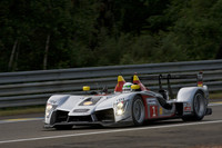 Wet practice in Le Mans dampens lap speeds