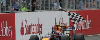 Formula 1 Vettel makes child's play of British GP