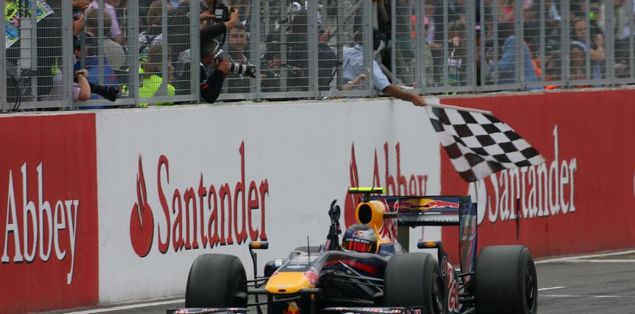 Vettel makes child's play of British GP