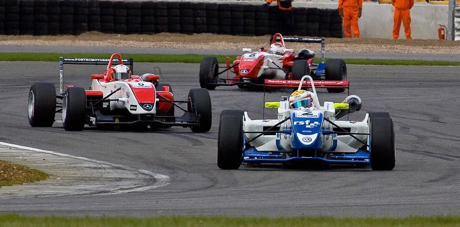Calado claims historic victory at Silverstone