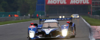 European Le Mans High downforce brings the pole to Peugeot at Spa