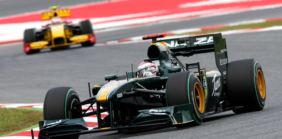 Formula One: On and off track - week 19