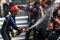 Webber's career soars to new heights at Monaco