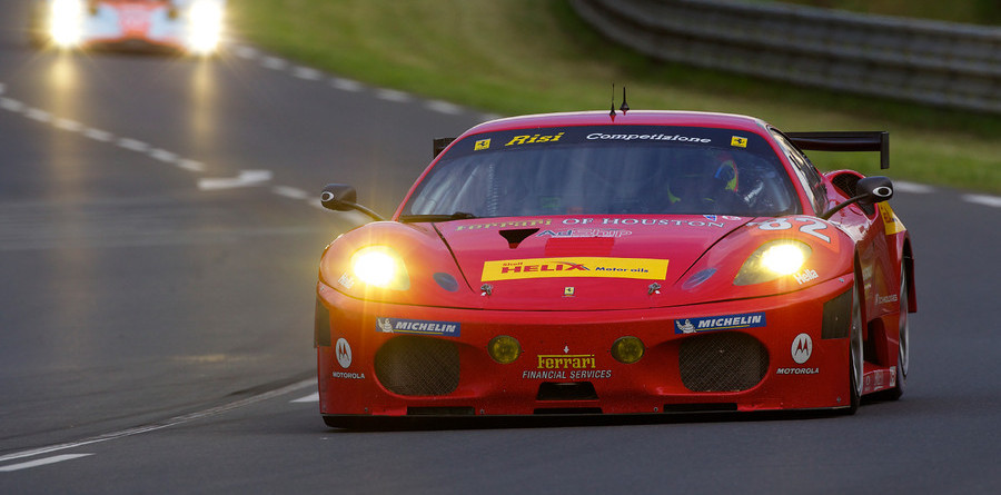 Risi streak ends at Le Mans