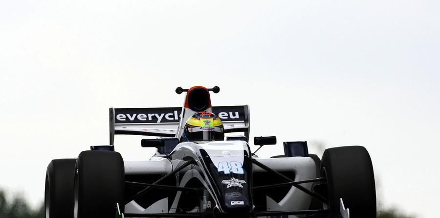 Stoneman returns to top of podium in Zolder