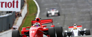 F2 Eng returns to winner's circle at Brands Hatch
