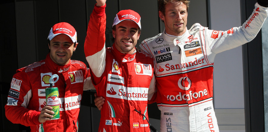 Alonso secures Ferrari homeland pole at Monza