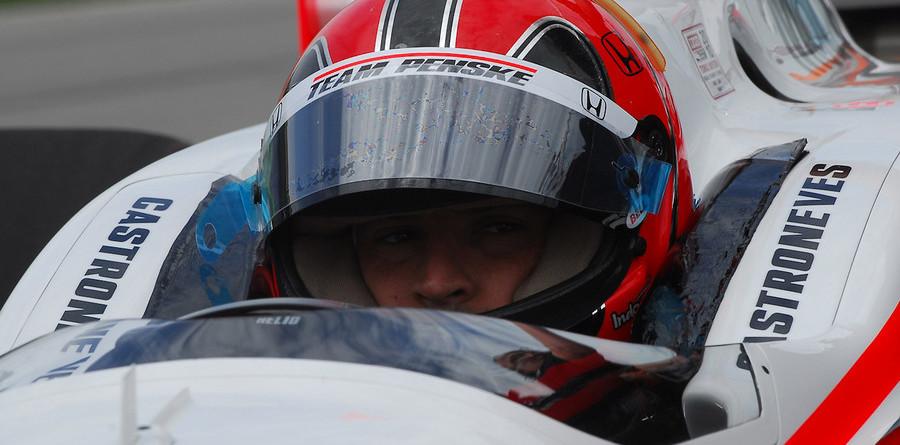 Team Penske sweeps Motegi qualifying