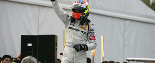 DTM di Resta takes title as Paffett wins in Shanghai