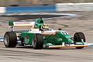 Son of ex-F1 driver admits US GP 'boost'