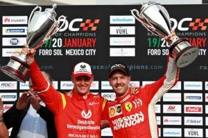Sebastian Vettel: Michael Schumacher wäre stolz auf seinen Sohn