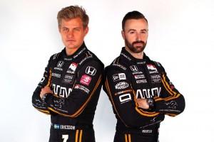Ericssons Ansage: Rennsieg als IndyCar-Rookie ist