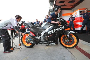 Die Honda-Präsentation mit Marquez und Lorenzo im Livestream