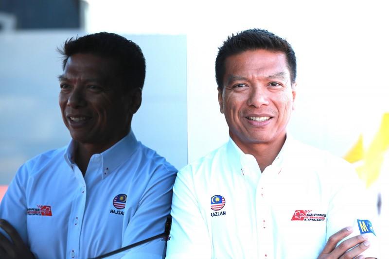 Petronas-Yamaha-Teamchef: