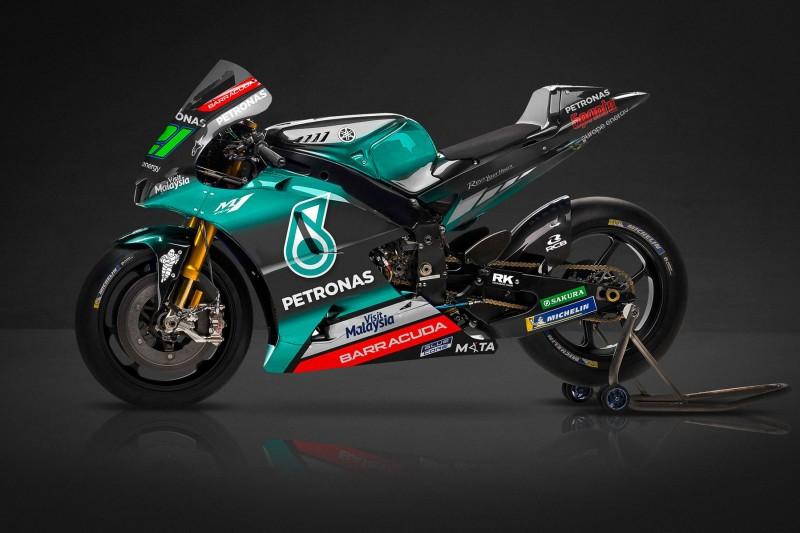 Neues Yamaha-Kundenteam: Petronas-Yamaha in Malaysia präsentiert