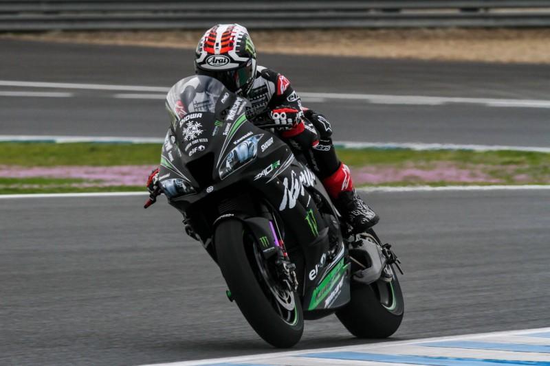 WSBK-Test Portimao: Kawasaki vor Yamaha und Ducati, BMW in den Top 6