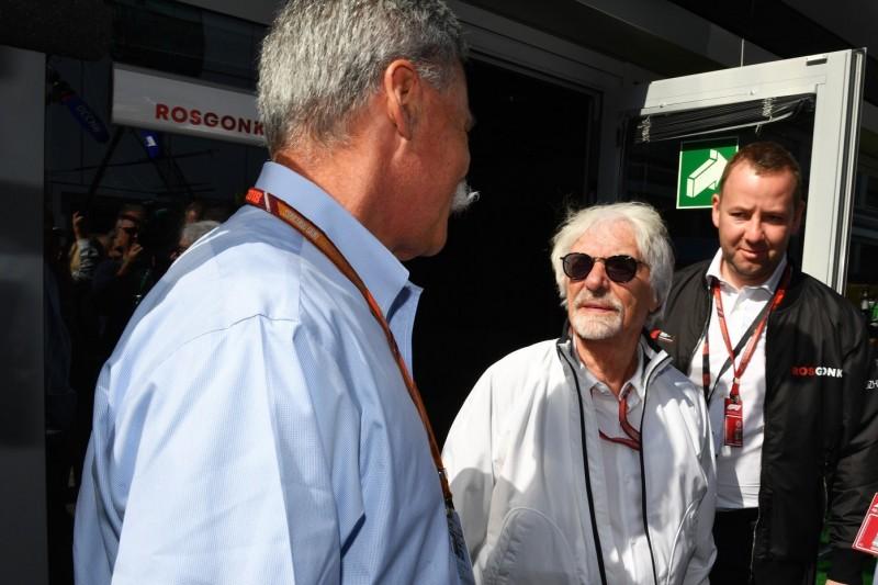 Formel-1-Streit: Mexiko distanziert sich von FOPA, Ecclestone neuer Vermittler