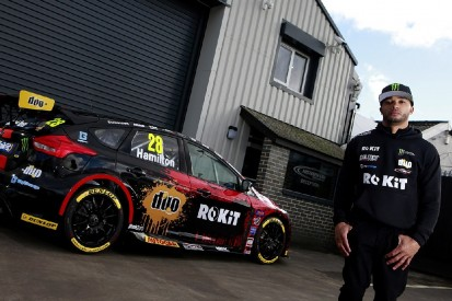 Bruder von Lewis Hamilton fährt erstmals komplette BTCC-Saison