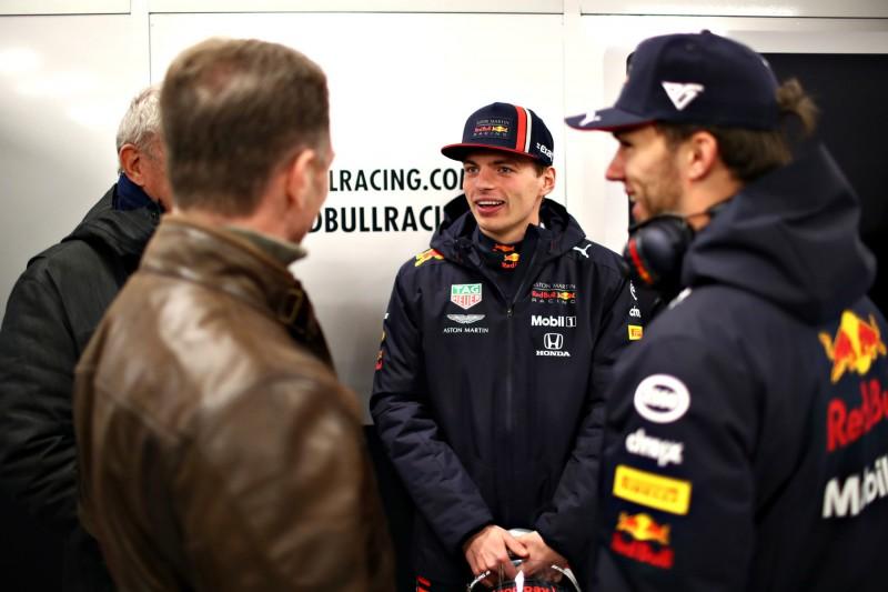 Red-Bull-Teamchef Christian Horner: Max Verstappen reift mit dem Honda-Deal