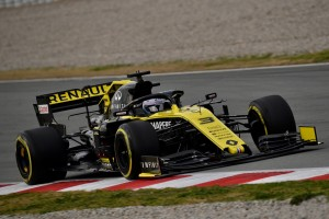 Daniel Ricciardo: Abflug bei 320 km/h nach DRS-Problem am Heckflügel