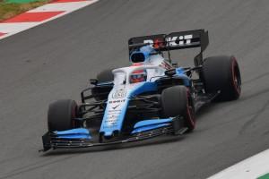 Williams haben noch Teile gefehlt: Richtige Testarbeit beginnt heute