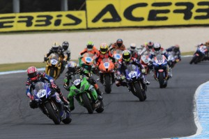 Aus Sicherheitsgründen: Supersport-Rennen in Phillip Island mit Boxenstopp