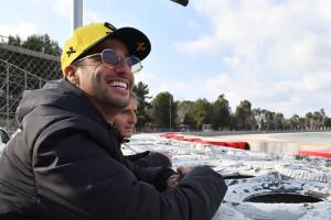Daniel Ricciardo: Mit Nico Hülkenberg schon jetzt auf einer Wellenlänge