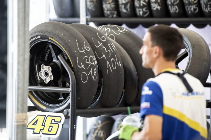 Michelin mit neuen Reifenmischungen zur MotoGP in Katar