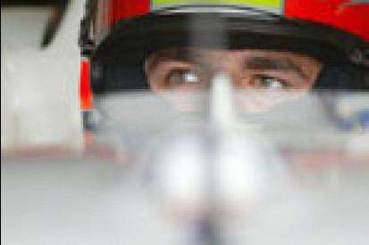GP Chin: Kubica w trzecim Minardi!