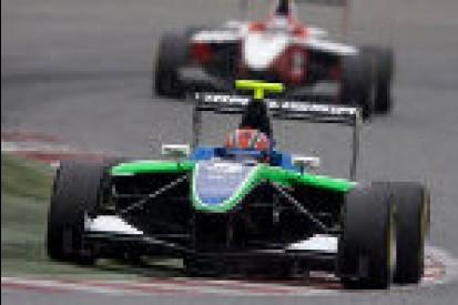 Ruszają GP3 Series