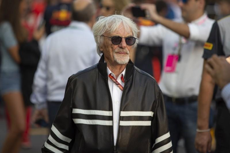 Bernie Ecclestone: Formel-1-Comeback unter Liberty