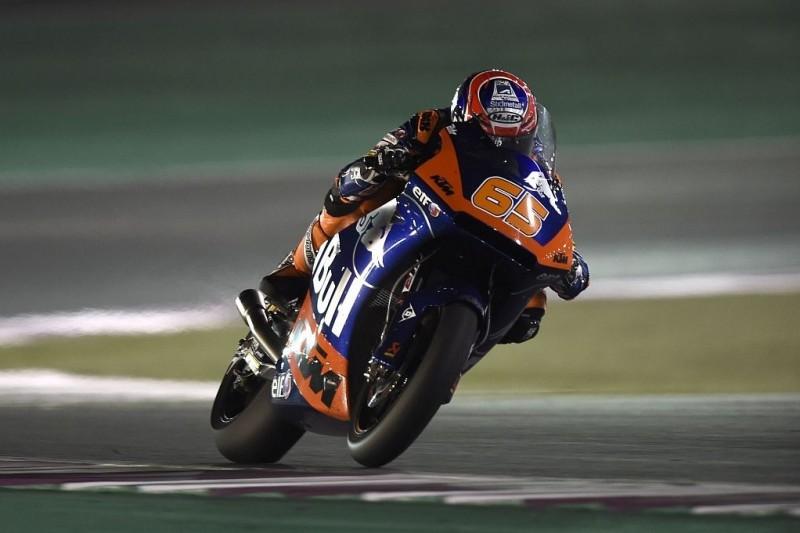 Poncharal: Moto2-Rookies Öttl und Bezzecchi müssen noch viel lernen