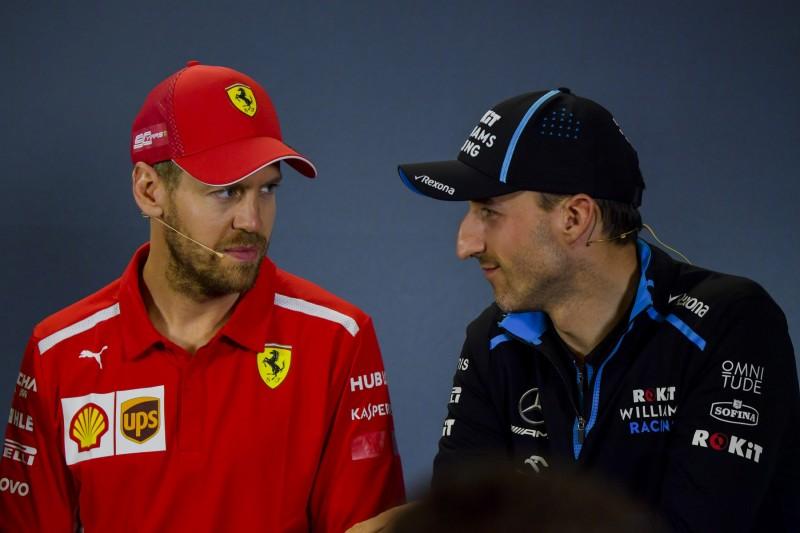 Warme PK-Worte: Kubicas Formel-1-Rückkehr sorgt für Applaus