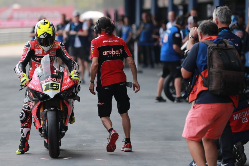 Ducati: Bautista nicht restlos zufrieden, Davies peilt Podestplätze an