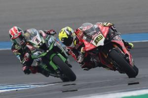 Jonathan Rea befürchtet: Anpassung der Drehzahl würde Ducati nicht einbremsen