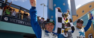Grand-Am Pruett, Rojas take the victory in Homestead
