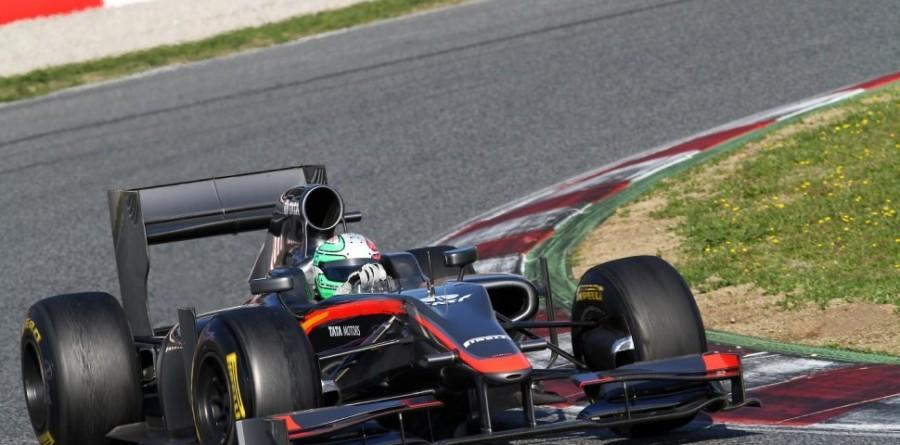 Liuzzi set to secure HRT race seat